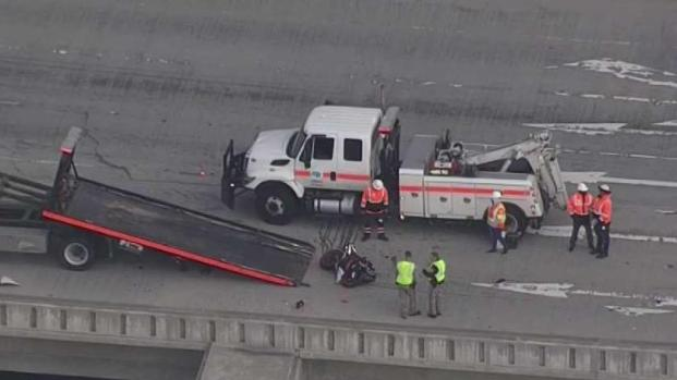 [BAY] Pursuit on Bay Bridge Ends With Deadly Crash