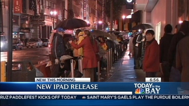 [BAY] New iPad Release in San Francisco