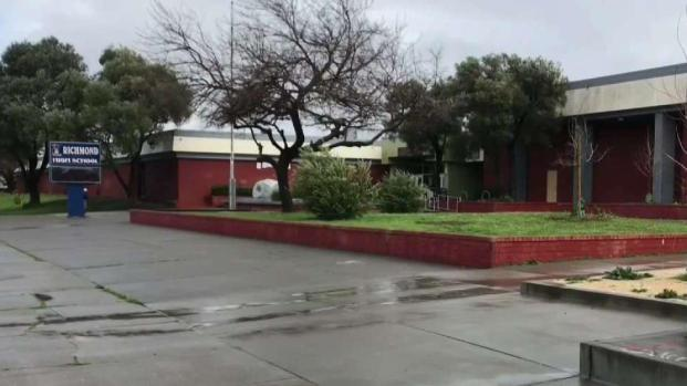 [BAY] Richmond High School Closed Due to Power Outage