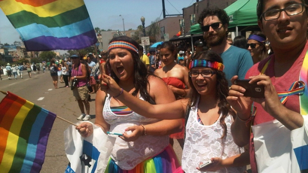 2013 San Diego LGBT Pride