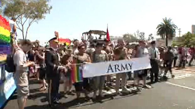 SD Celebrates Pride