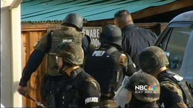 [BAY] South Bay Shooting Spree: Manhunt Ends