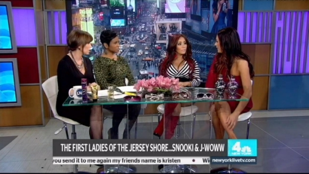 "[NY] SNOOKI & JWOWW ON THE NEW SEASON OF ""JERSEY SHORE"""