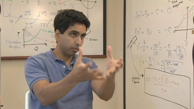 [BAY] Sal Khan Talks About Meeting Bill Gates