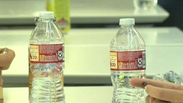 [BAY] San Francisco Airport Ban Sale of Plastic Water Bottles