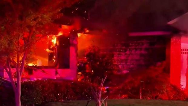 [BAY] San Jose Home Left Uninhabitable Due to Suspicious Fire