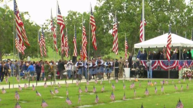 San Jose Pays Respects to Military Heroes
