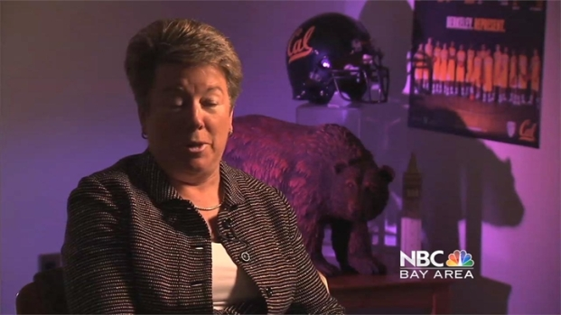 [BAY] Raw Video: Athletic Director Sandy Barbour
