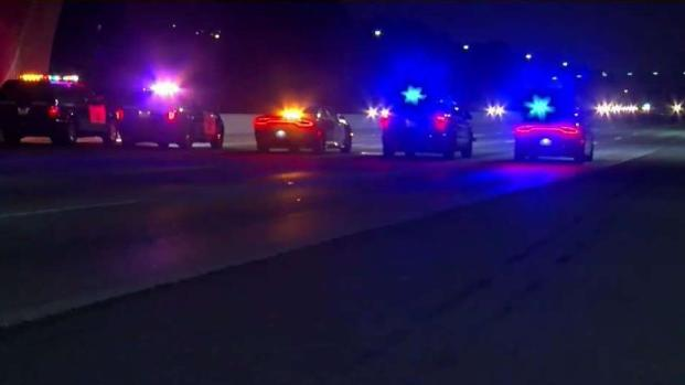 [BAY] Shooting Investigation Shuts Down NB I-680 in San Jose