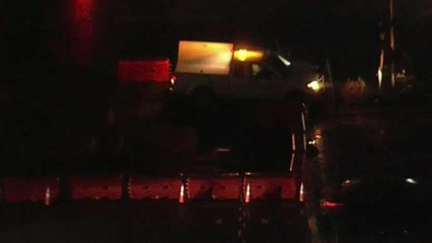 [BAY] Sinkhole Closes Montague Expressway