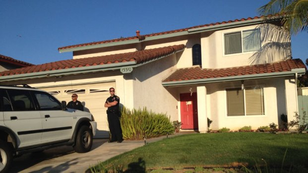 Shooting Suspect James Holmes' San Diego Home: Images