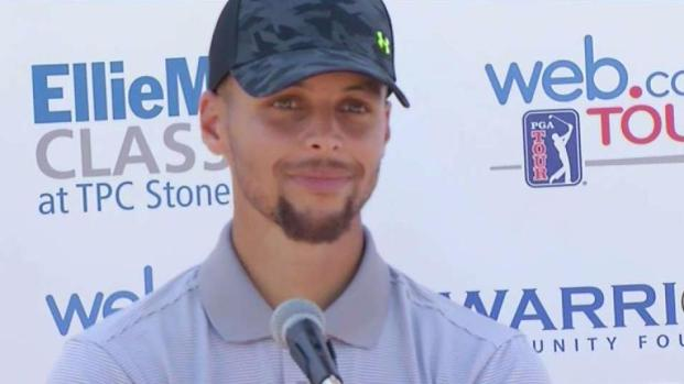 [BAY SE RESCH 6P] Steph Curry Making Pro Golf Debut at Hayward Tourney