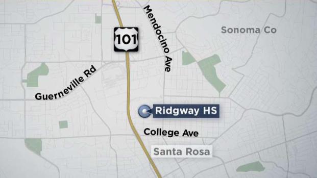 [BAY] Suspect at Large After Shooting at High School in Santa Rosa