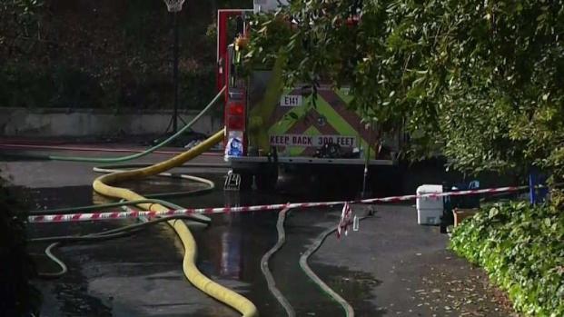 [BAY] Teen Dies After Blaze Engulfs Orinda House