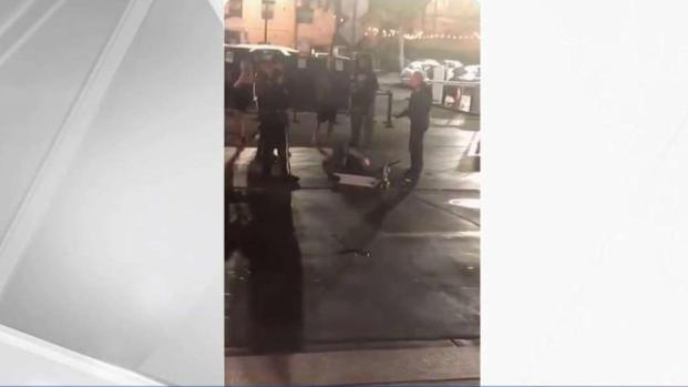 "[BAY] 3 Officers Hurt After ""Mob Mentality"" Attack in San Jose"