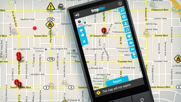 Five Red Light Camera Detection Apps