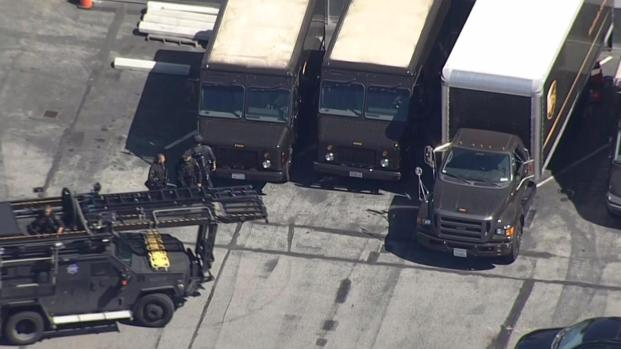 [BAY] Gunman Appears to Have Targeted Victims in Deadly San Francisco UPS Shooting: Sources