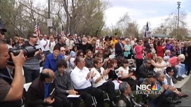 [BAY] San Jose's Fallen Vietnam Vets Memorialized