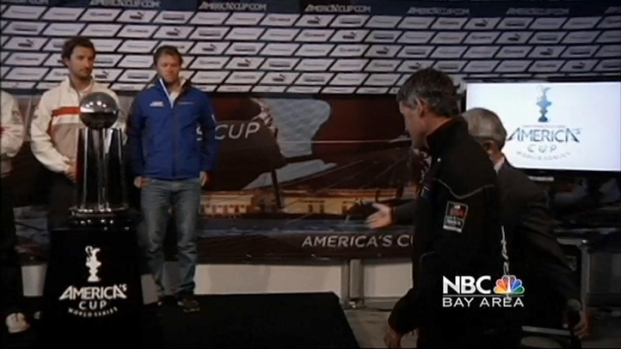 [BAY] America's Cup World Series Races Begin Wednesday