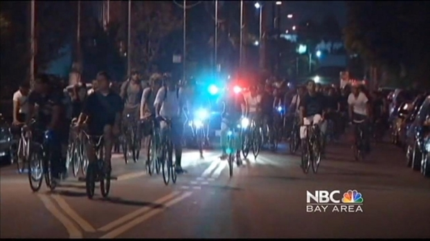 [BAY] Critical Mass in San Francisco Celebrates Milestone