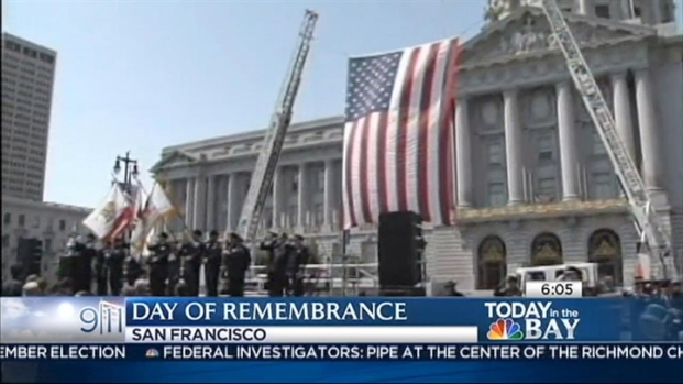 [BAY] Bay Area Remembers 9/11, 11 Years Later