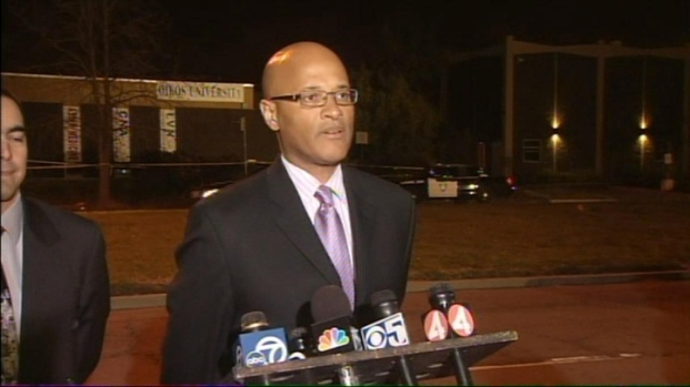 [BAY] Raw Video: Oakland Police Chief Howard Jordan