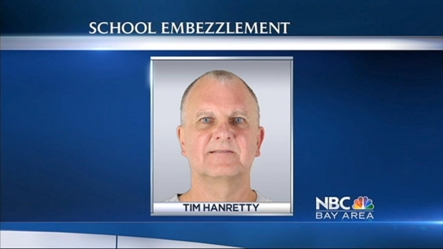 [BAY] Superintendent Charged with Embezzlement
