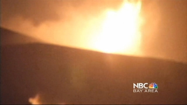 [BAY] Menlo Park School Fire Destroys Supplies