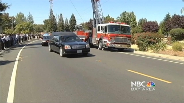 [BAY] Youngstrom Honored by Firefighters and Police