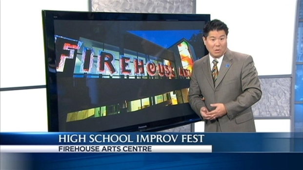 [BAY] Weekend Calendar: Pleasanton Teen Improv Festival