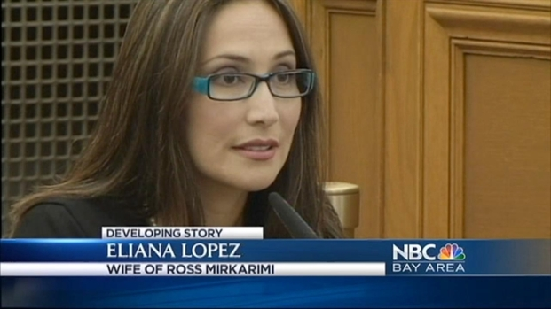 [BAY] Eliana Lopez on the Witness Stand