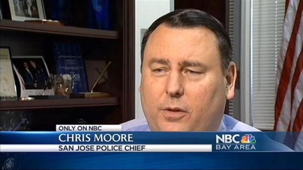 [BAY] SJ Police Chief Chris Moore's Biggest Disappointment