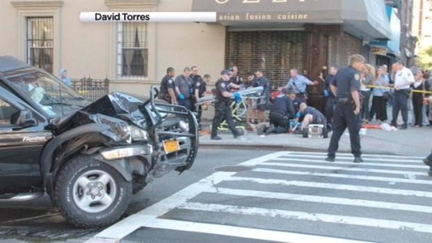 [NY] SUV Hits, Kills 4-Year-Old Girl on UWS