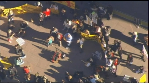 [BAY] Occupy SF Gathers for Anniversary