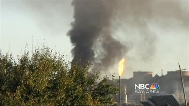 [BAY]  Chevron Refinery Fire Investigation