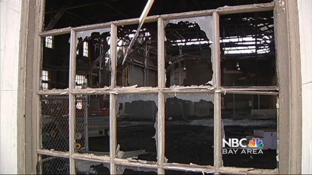 [BAY] The Day After the Pier 29 Fire