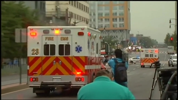 [DC] Police Reveal Takedown of Navy Yard Gunman