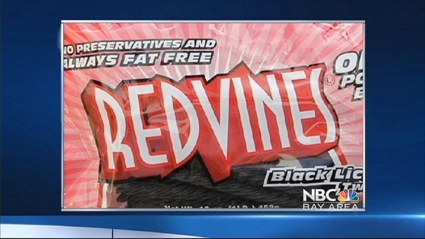 [BAY] Red Vines Licorice Recalled for Lead