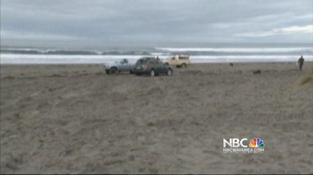 [BAY] Shark Attacks Surfer Off Eureka Coast