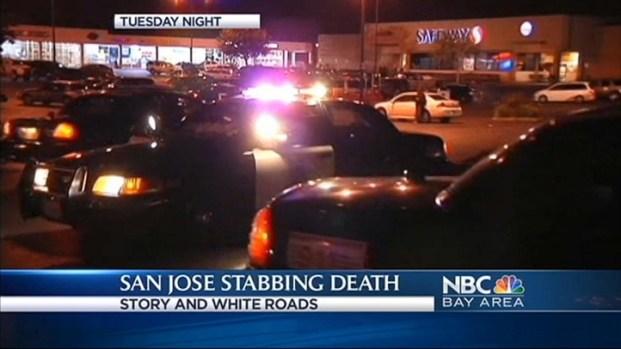 [BAY] Safeway Stabbing Suspect Nabbed