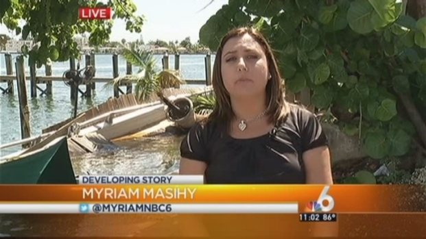 [MI] Authorities Investigate Collapse of Shuckers Deck