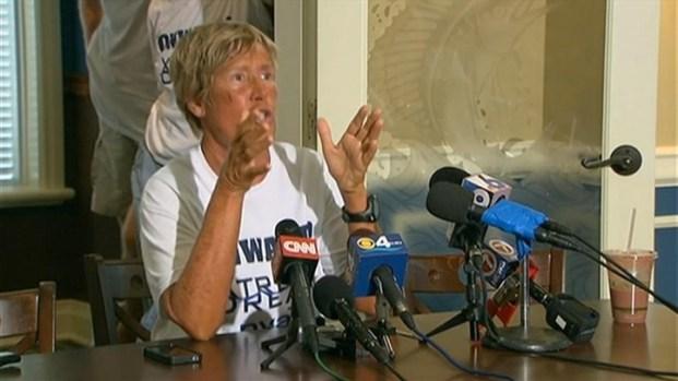 [MI] Diana Nyad Talks About Big Dream of Cuba-to-Florida Swim