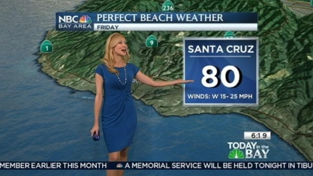 [BAY] Mini-Heatwave Through The Weekend: New Records Expected