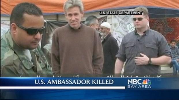 [BAY] Libyan Ambassador Attended 3 Bay Area Schools