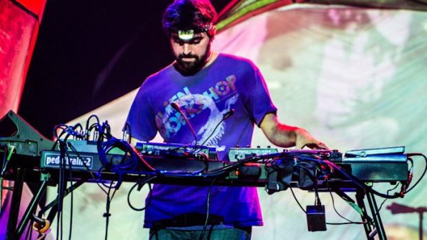 "Animal Collective Bring ""Centipede Hz"" to Terminal 5"