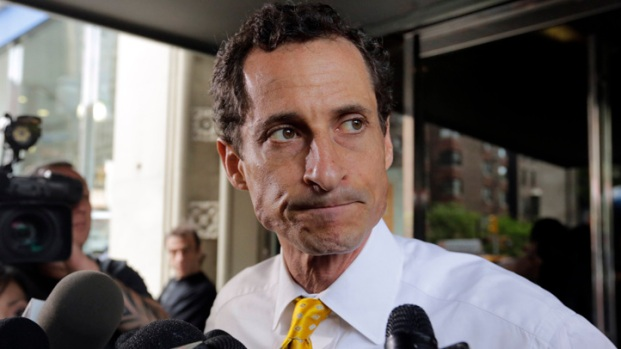 [NY] New Sexting Details Follow Weiner on Campaign Trail