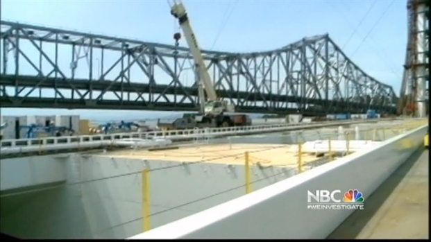 Caltrans Investigates Snapped Bolts on New Bay Bridge - NBC