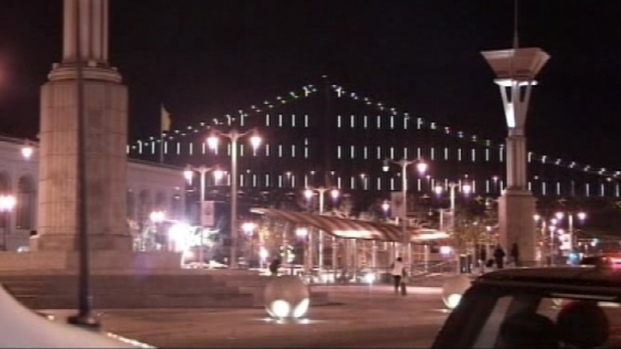 [BAY] The Bay Lights Makes for Busy Tuesday Night in City