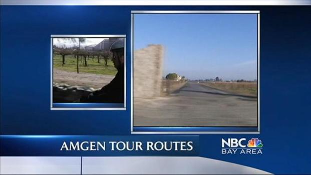 [BAY] Amgen Tour Finalizes Bay Area Routes