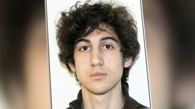 [NEWSC] Death Penalty Possible for Boston Bombing Suspect